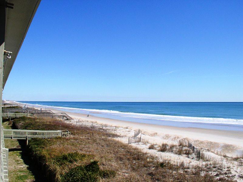 Topsail Beach Webcam Comparing